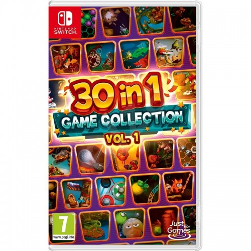 30 In 1 Game Collection Vol 1 Nintendo Switch (Jauna)