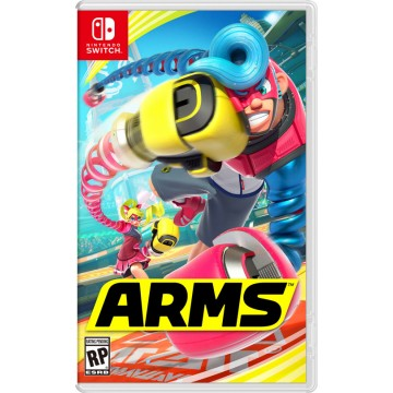 ARMS Nintendo Switch (Jauna)