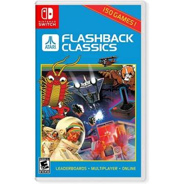 Atari Flashback Classics (150 games) Nintendo Switch (Jauna)