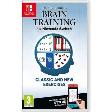 Dr Kawashima's Brain Training (Jauna)