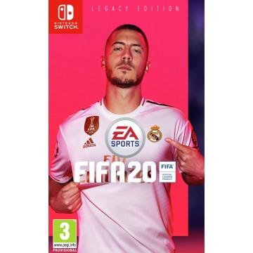 FIFA 20 Legacy Edition (Jauna)