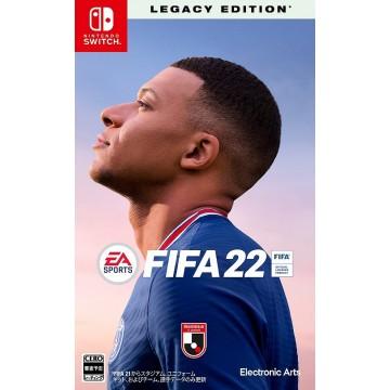 FIFA 22 Legacy Edition Nintendo Switch Rezervē Jau Tagad (Jauna)