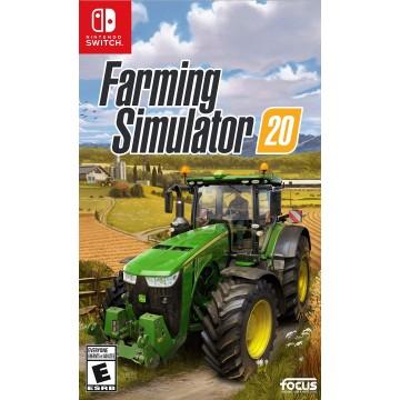 Farming Simulator 20 (Jauna)