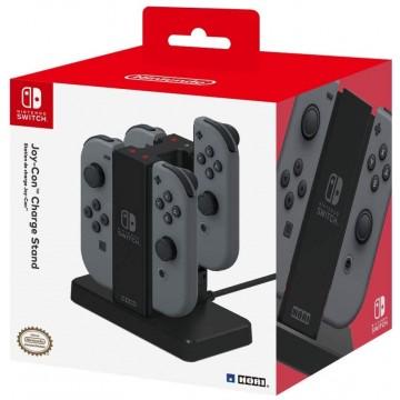HORI Oficiāli Licencēts Nintendo Switch 4 Joy Con Lādēšanas Doks (Jauns)