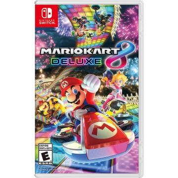 Mario Kart 8 Deluxe (Jauna)