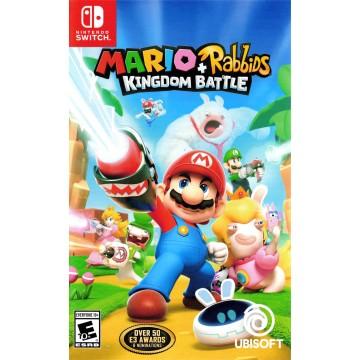 Mario+Rabbids Kingdom Battle (Jauna)