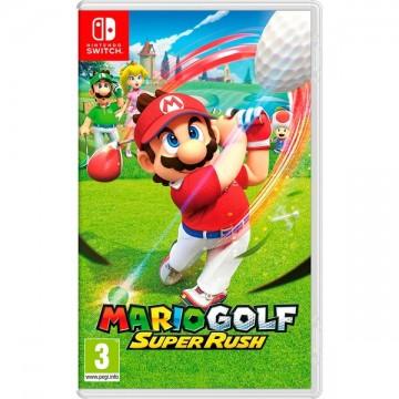 Mario Golf Super Rush Nintendo Switch (Jauna)
