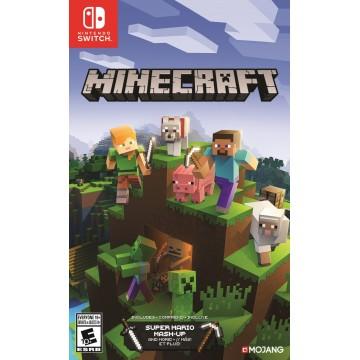 Minecraft Switch Edition (Jauna)