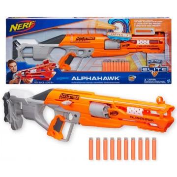 NERF Accustrike Alphahawk (Jauna)