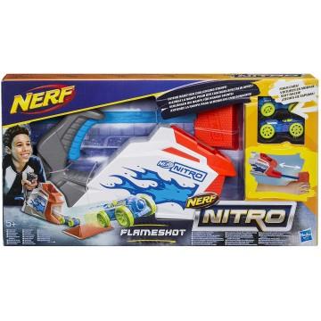 NERF Nitro Flameshot (Jauna)