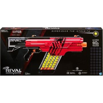 NERF Rival Khaos MXVI 4000 RED (Jauna)