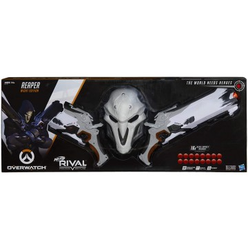 NERF Rival Overwatch Reaper Wight Collectors Edition (Jauna)
