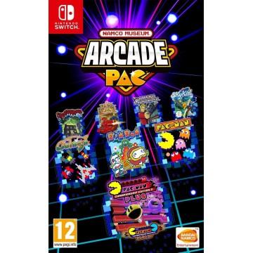 Namco Museum Arcade Pac (Jauna)