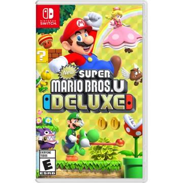New Super Mario Bros U Deluxe (Jauna)