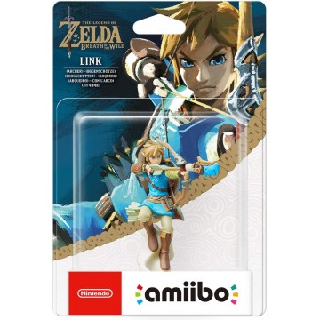 Nintendo Amiibo Link Archer The Legend of Zelda Breath of the Wild Collection (Jauna)