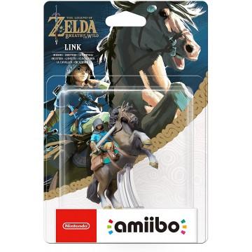 Nintendo Amiibo Link Rider The Legend of Zelda Breath of the Wild Collection (jauns)