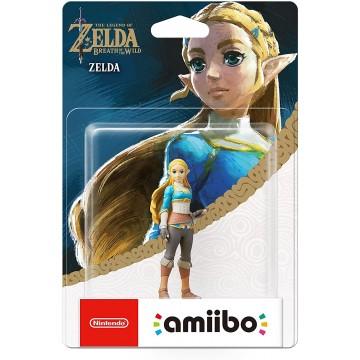Nintendo Amiibo Legend of Zelda Breath of the Wild Princess Zelda (Jauna)