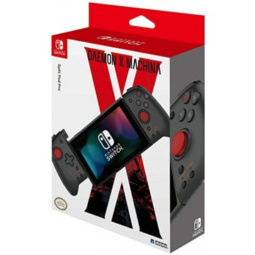 Oficiāli Licencēts Nintendo HORI Split Pad Pro Pults DAEMON X MACHINA Edition (Jauna)