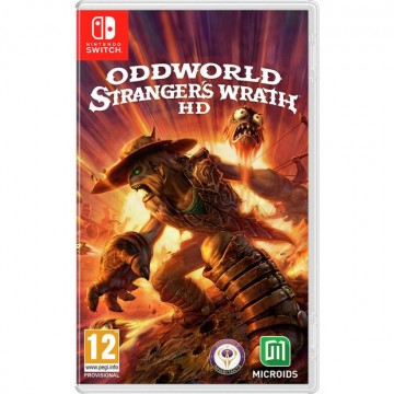 Oddworld Stranger's Wrath HD (Jauna)