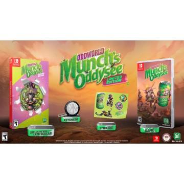 Oddworld Munch's Oddysee Limited Edition (Jauna)