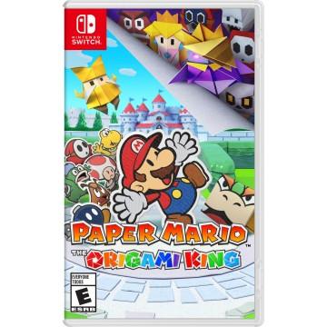 Paper Mario The Origami King (Jauna)