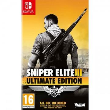 Sniper Elite 3 Ultimate Edition (Jauna)