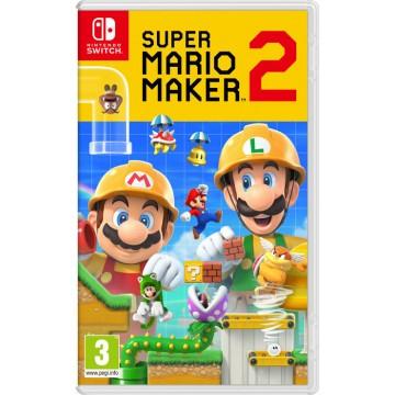 Super Mario Maker 2 (Jauna)