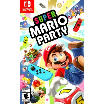 Super Mario Party (Jauna)