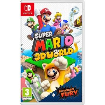 Super Mario 3D World + Bowser's Fury (Jauna)