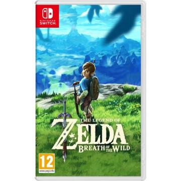 The Legend of Zelda Breath of the Wild (Jauna)