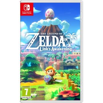 The Legend of Zelda Link's Awakening (Jauna)