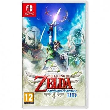 The Legend Of Zelda Skyward Sword HD Nintendo Switch (Jauna)