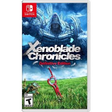 Xenoblade Chronicles Definitive Edition (Jauna)