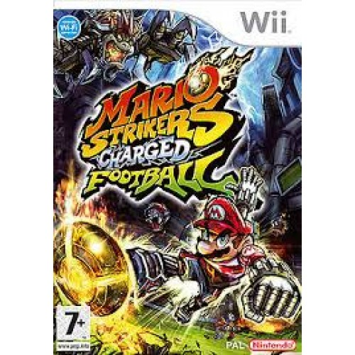 Mario Strikers Charged Football (Lietota)