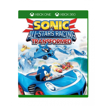 Sonic All Star Racing Transformed (Jauna)