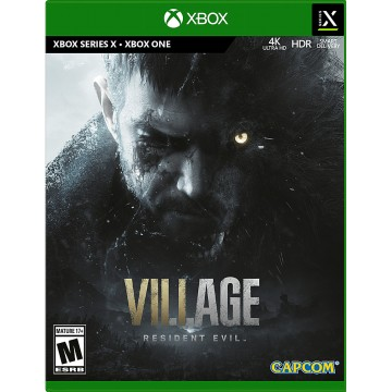 Resident Evil 8 Village Xbox Series Xbox One (Jauna)