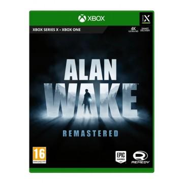 Alan Wake Remastered Xbox Series X Xbox One (Jauna)
