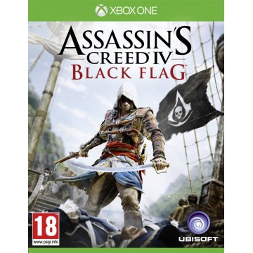 Assassin's Creed 4 Black Flag (Jauna)