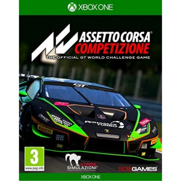 Assetto Corsa Competizione Edition (Jauna)