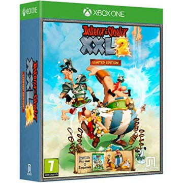Asterix and Obelix XXL 2 Limited Edition (Jauna)