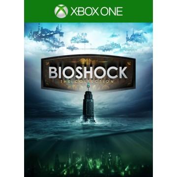 Bioshock The Collection (Jauna)