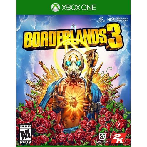 Borderlands 3 (Lietota)
