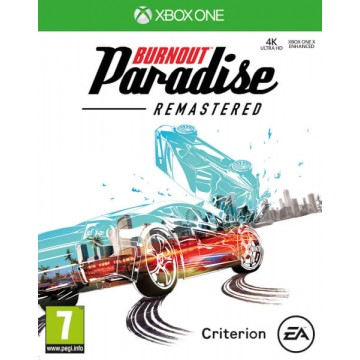 Burnout Paradise Remastered (Jauna)