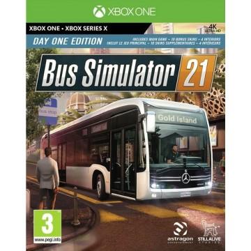 Bus Simulator 21 Day One Edition (Jauna)