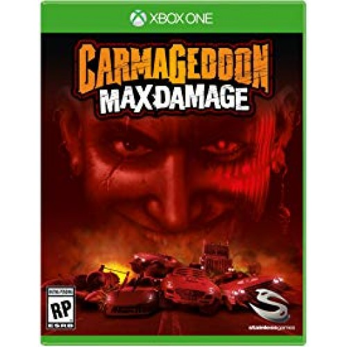 Carmageddon Max Damage (Jauna)