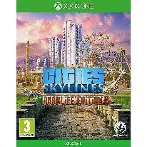 Cities Skylines Parklife Edition (Jauna)
