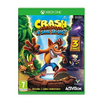 Crash Bandicoot N.Sane Trilogy (Jauna)