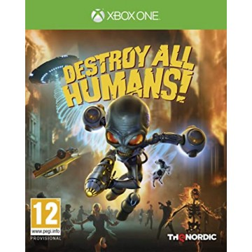 Destroy All Humans (Jauna)