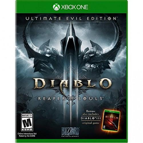 Diablo 3 Ultimate Evil Edition (Lietota)
