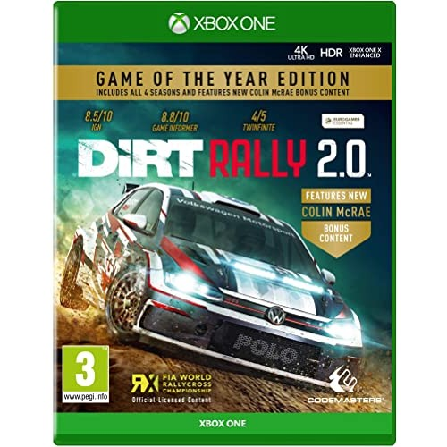 Dirt Rally 2.0 Game of The Year Edition (Jauna)